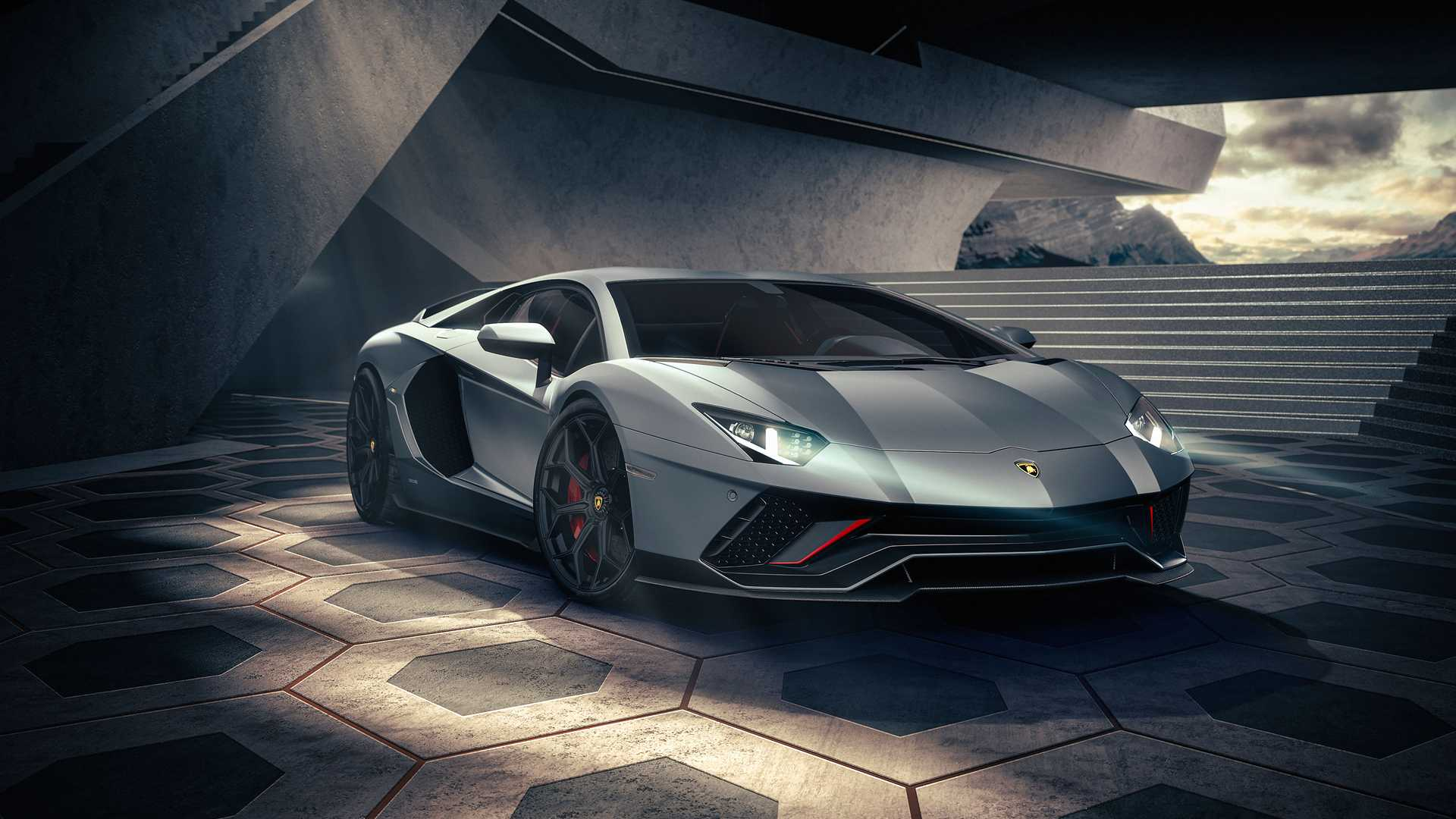The Lambo Aventador has lingered in production for over a decade now, but the special edition named LP 780-4 Ultimae will be its swan song. Let's hear it!