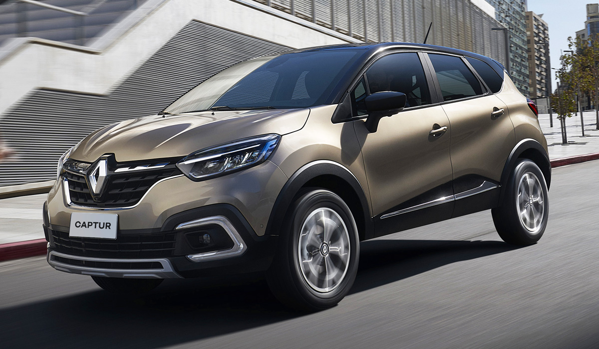 The current-gen Renault Captur has been around in Brazil for five long years, so it should not be surprising that the company decided to refresh it with new design trails, equipment and motorization options.