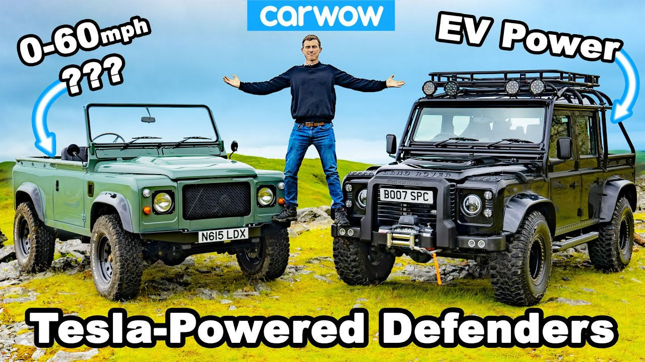 Given the global trend towards complete electrification, one cannot help wondering: are electric off-roaders truly viable? CarWOW host Matt Watson decided to find out.