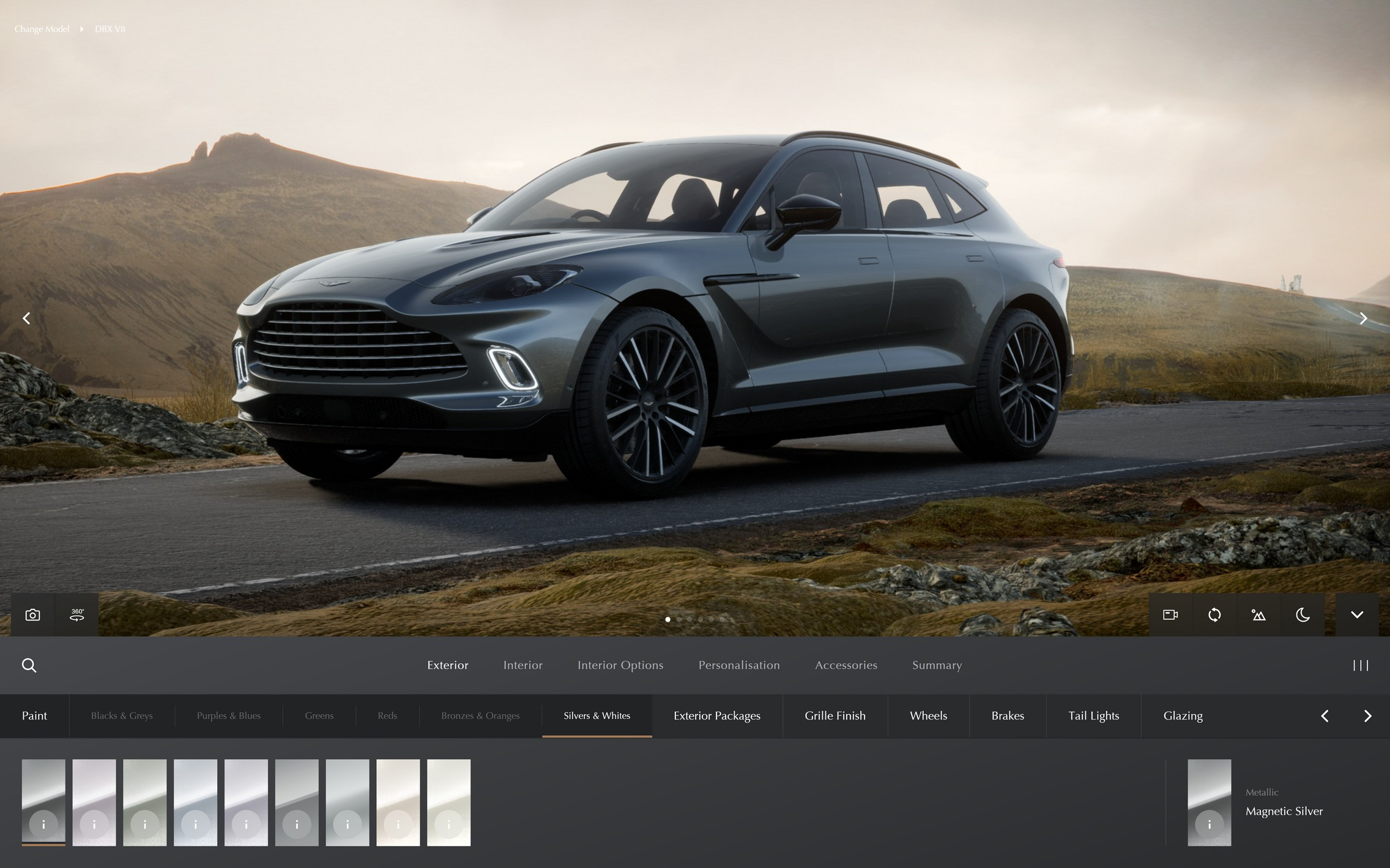 Aston Martin's Project Horizon strategy envisions better communication with customers, and the latest 3D car configurator that appeared on the carmaker's website this week looks like it could go a long way towards achieving that goal.