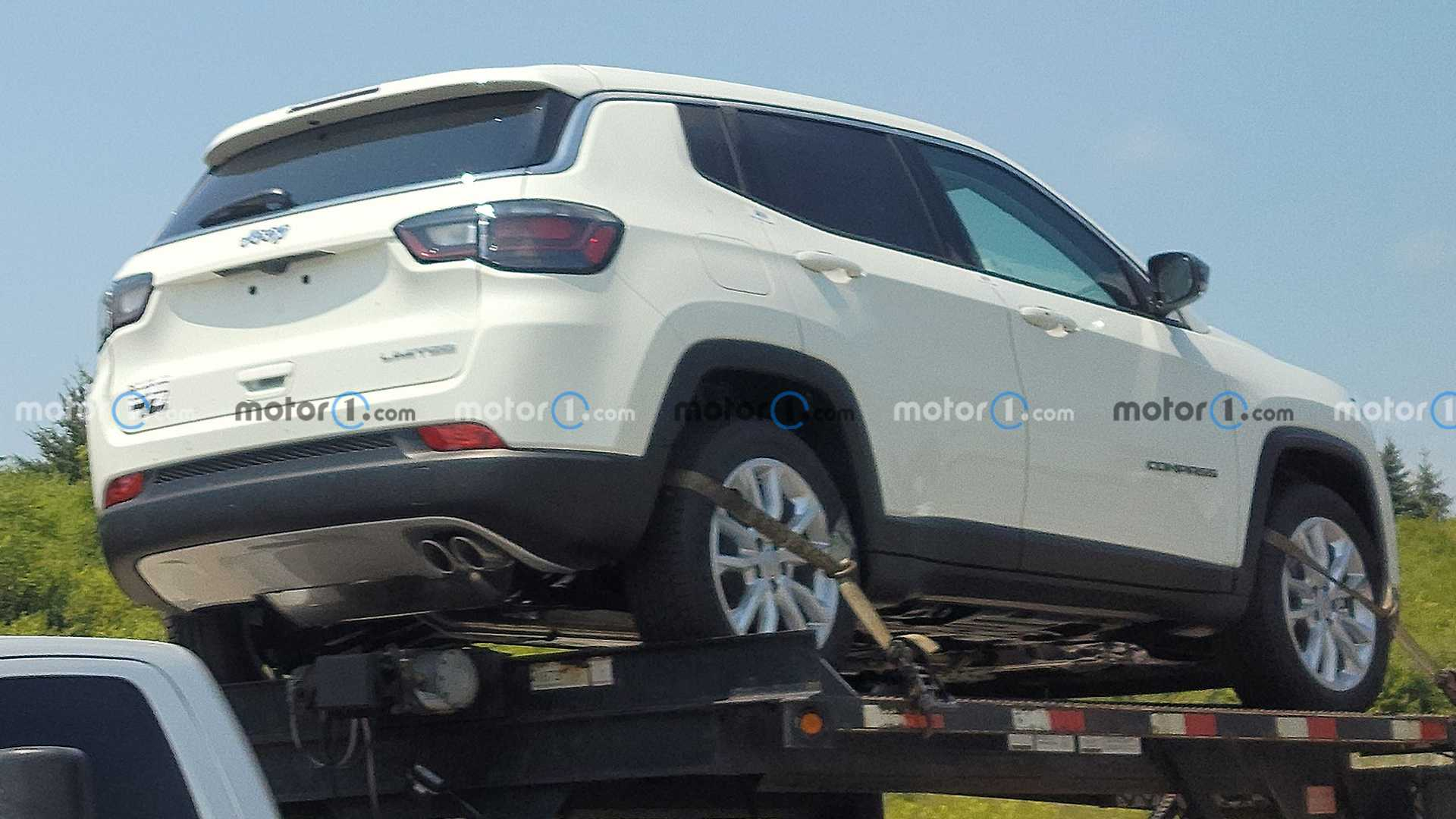 These spy photos might not look like big news at first, what with the new Jeep Compass having already debuted in China and the USA, but look closer, and you may be surprised.