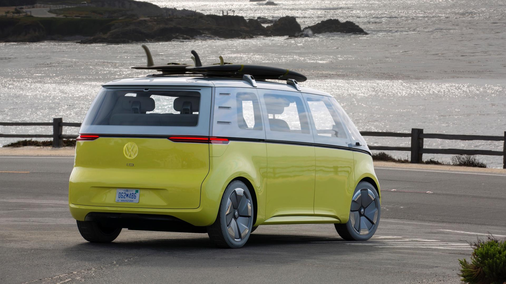 According to Volkswagen, its first mass-market electric MPV will emerge in three different variants targeting different countries and audiences. Let's see what these are.