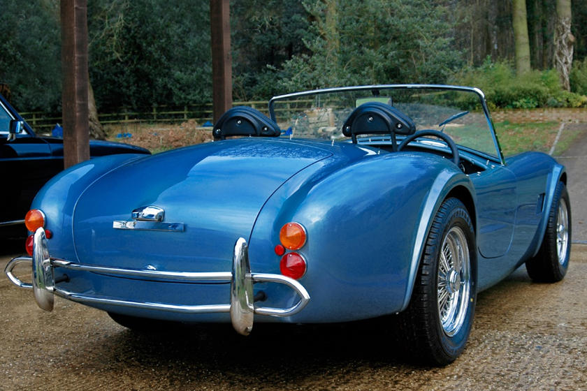The legendary V8-powered AC Cobra roadster has been around for nearly six decades now, and now, an all-electric version of it is finally coming to the market.