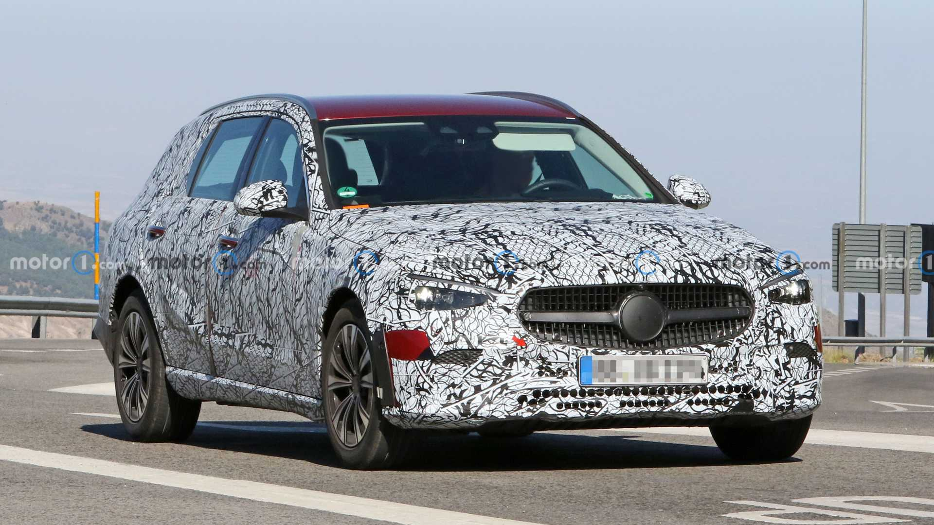 Mercedes-Benz unveiled the next-gen C-Сlass sedan and wagon in February this year (see video for details), along with announcing an All-Terrain version of the wagon. It has now been sighted on the streets.