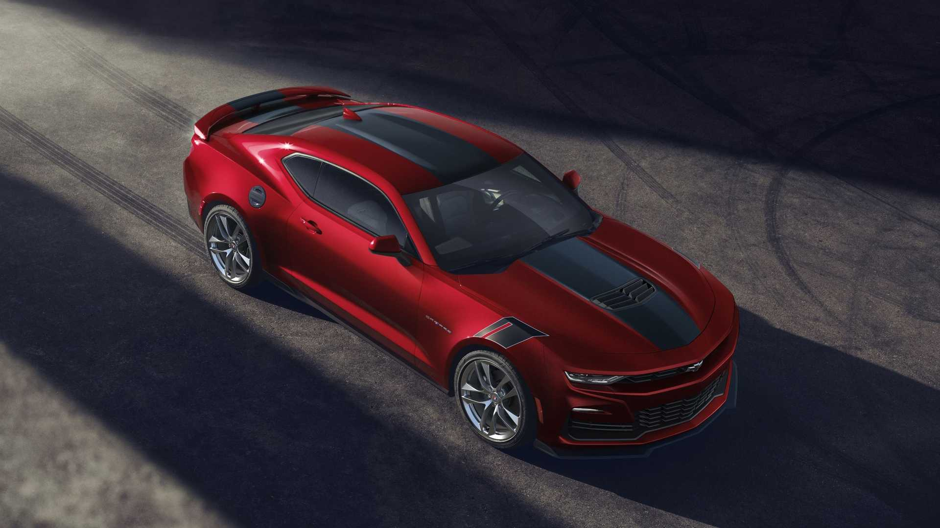 Automotive News has just reported that Chevrolet is considering phasing out the iconic Camaro coupe and putting an all-electric four-door model in its place in four years' time.