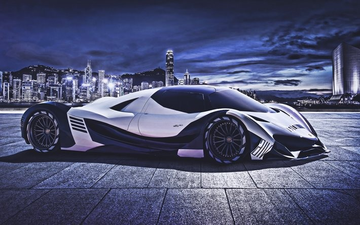 Remember when Devel announced its intentions to design a clinically insane 5,000-horsepower hypercar around twenty years ago? Well, it started taking pre-orders in 2017 (and is still taking them now), but as today's video suggests, the production is not happening soon.