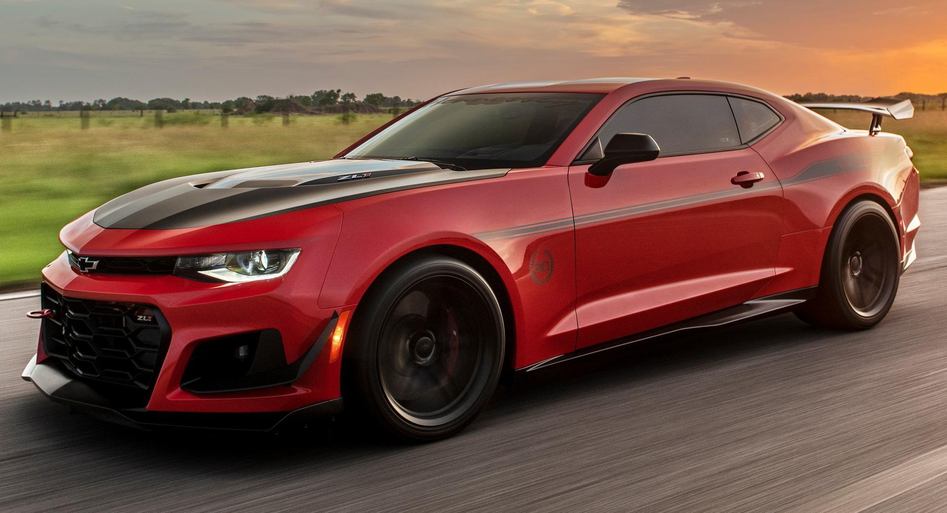 Компания Hennessey Performance вот-вот отпразднует 30-летие, и в честь этого события было решено наладить выпуск 30 эксклюзивных Chevrolet Camarо Excorcist.