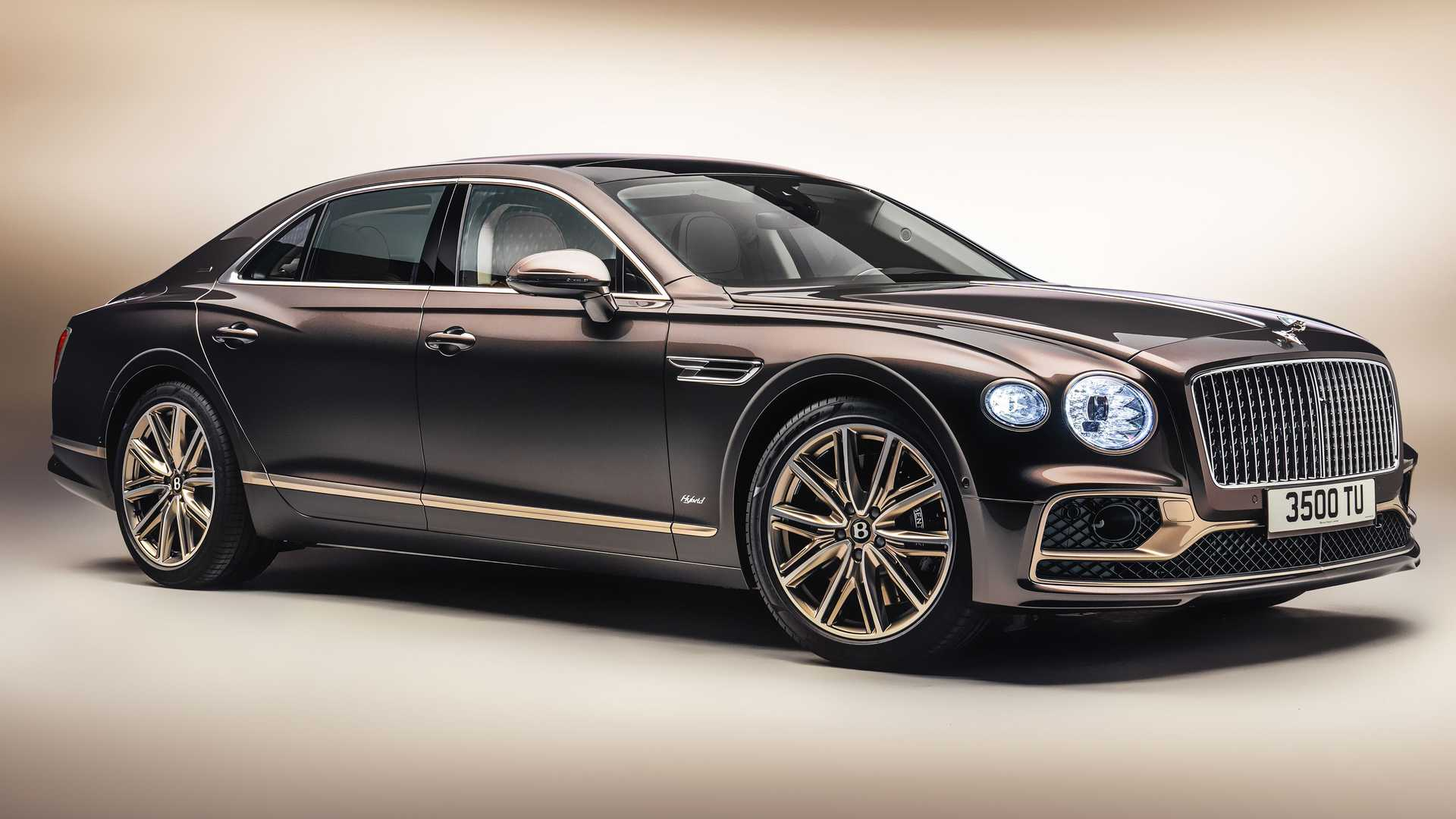 To celebrate the launch of its second part-electric production car – the Flying Spur Hybrid – Bentley will be releasing a limited series of cars dubbed the Odyssean Edition. Pricing and availability remain undisclosed.