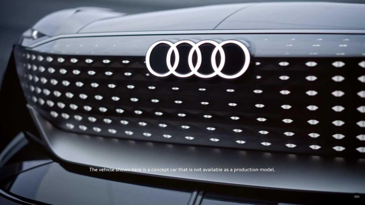 Audi не намерена отказываться от традиционного «гриля»: для немецкой фирмы это важная деталь внешности авто.