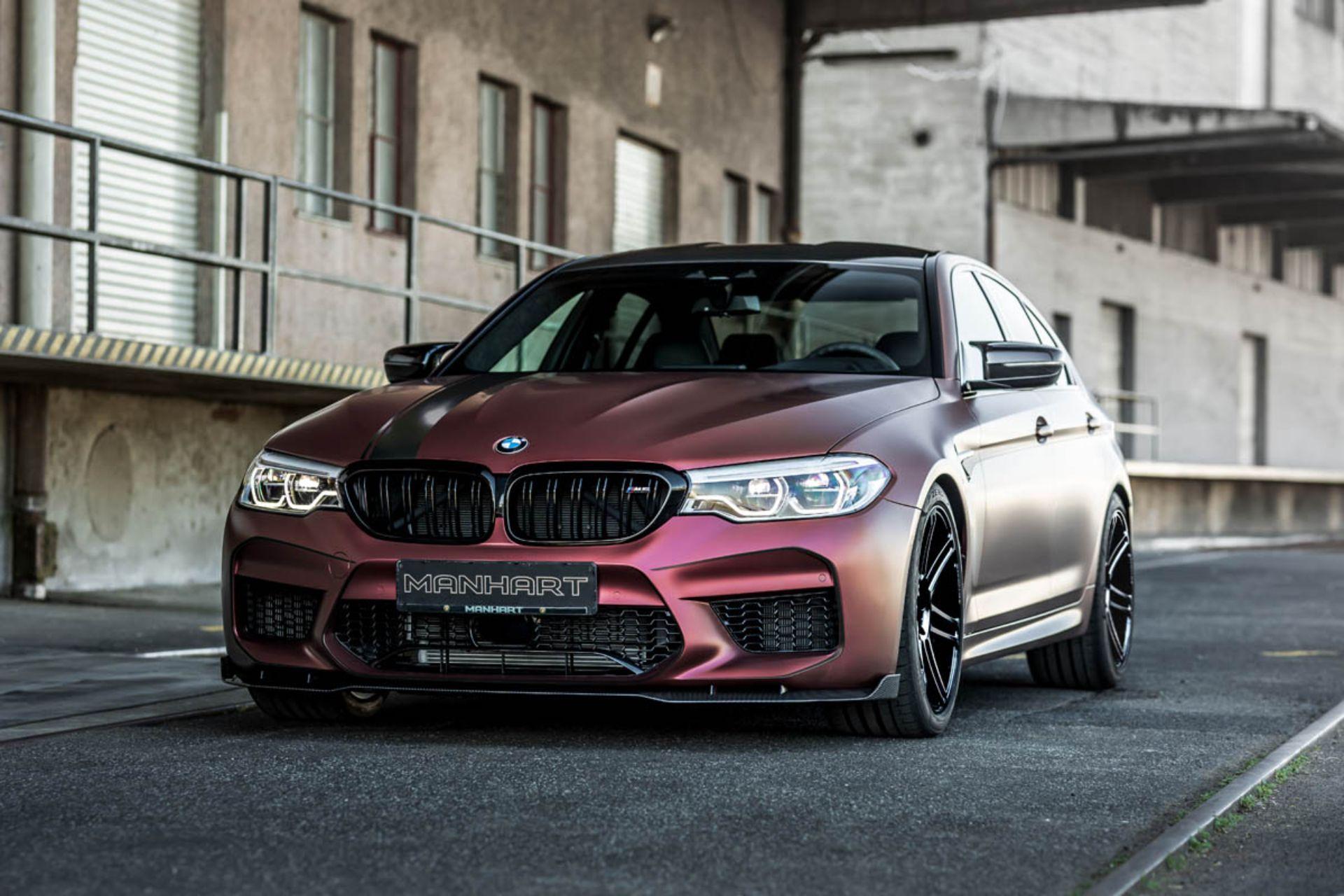 Около трёх лет назад ателье Manhart представило пакет опций MH5 700 для BMW M5 в кузове F90 (см. видео), а теперь обновило его под актуальный модельный год.