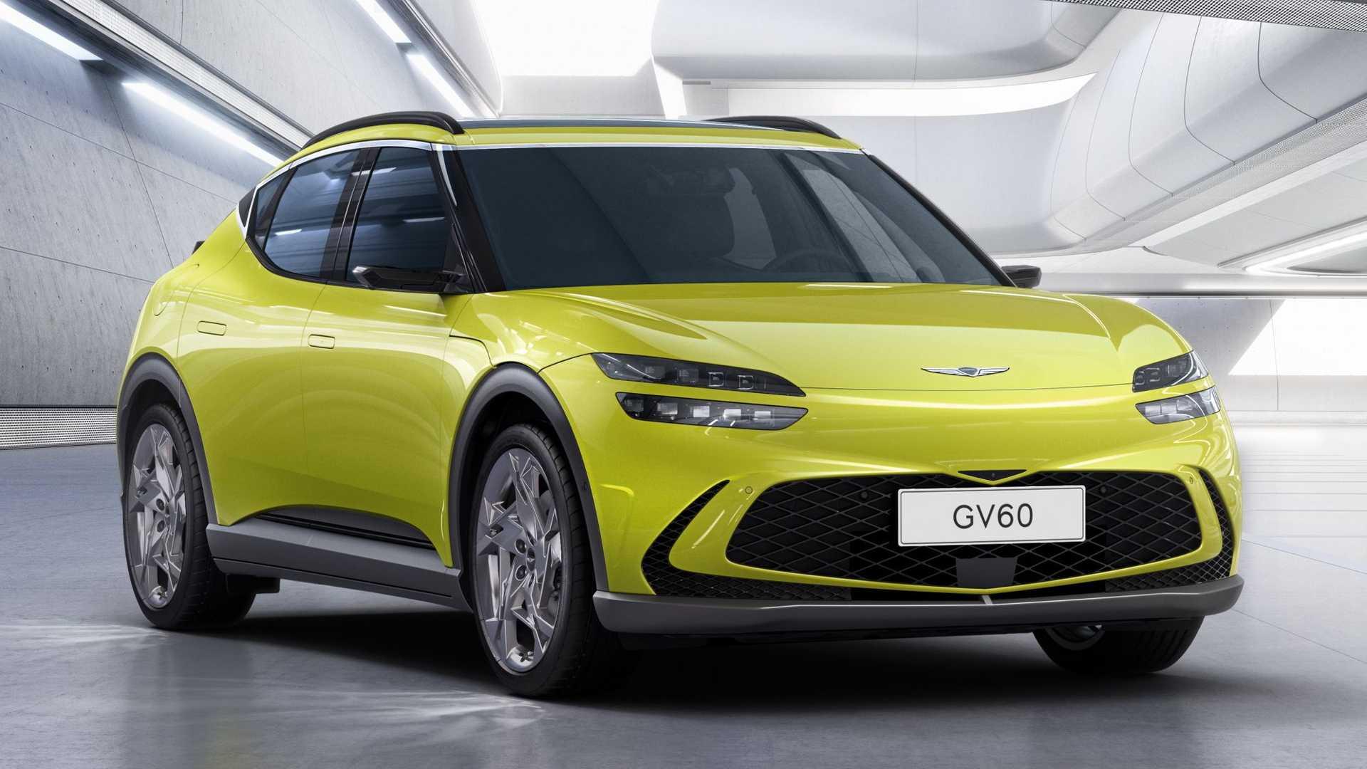 Hyundai Ioniq 5 был первым электрокаром марки на новой глобальной модульной платформе корейского производства. Следом, спустя всего несколько недель, Kia выпустила EV6 на той же архитектуре. Теперь Genesis GV60 завершает трио.