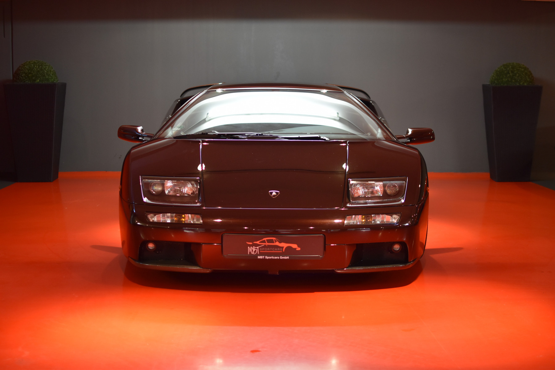 A 2001 Lamborghini Diablo VT 6.0 SE is up for grabs in Germany if you have €599,900 to part with.