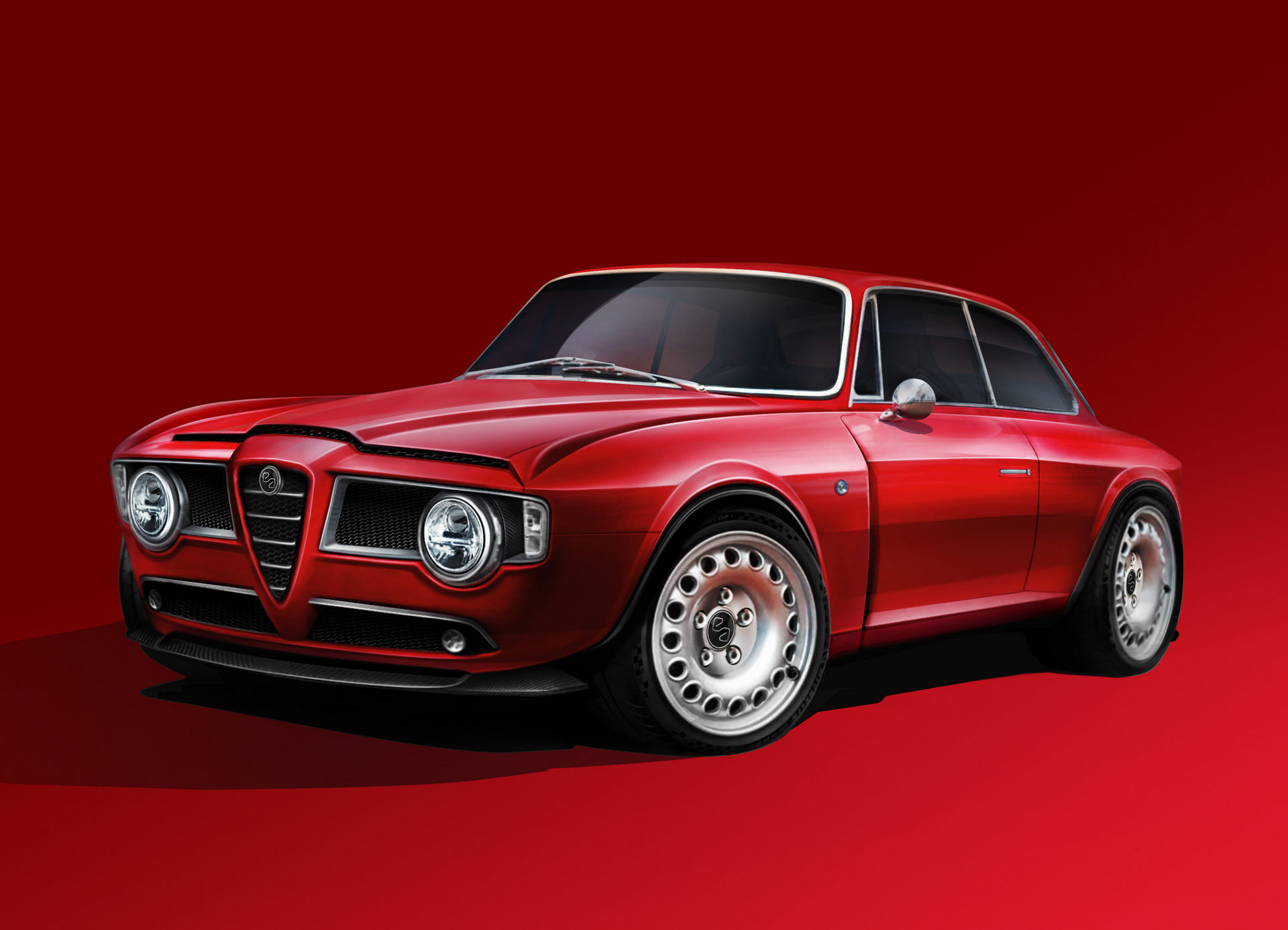 Despite the relentless drive towards electrification over these past years, many tuners still hold on to their traditional values and make great profits restoring classical cars. Let's see how far U.S. $471,000 (€400,000) can go to bring back an Alfa Romeo Giulia GT.
