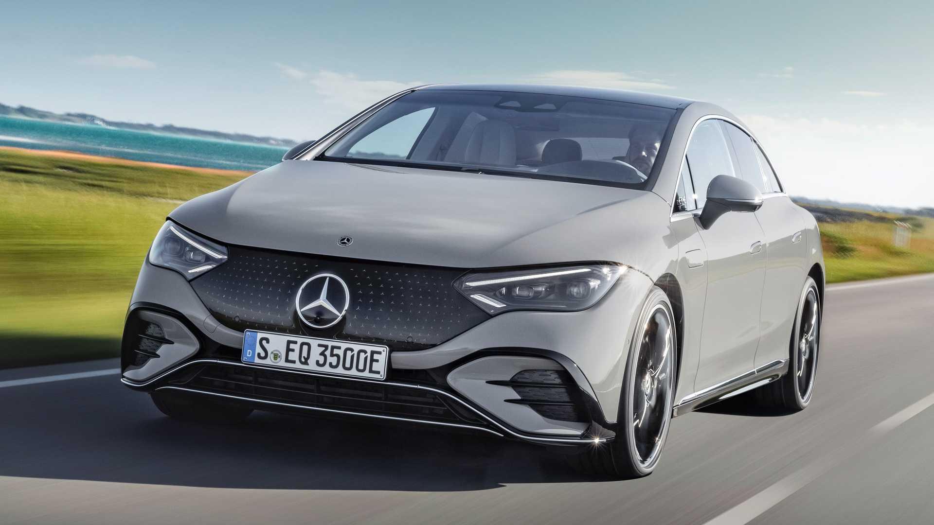 Компания Mercedes-Benz представила свой ответ на Porsche Taycan, Tesla Model S, Audi e-tron GT, BMW i4 и Lucid Air.