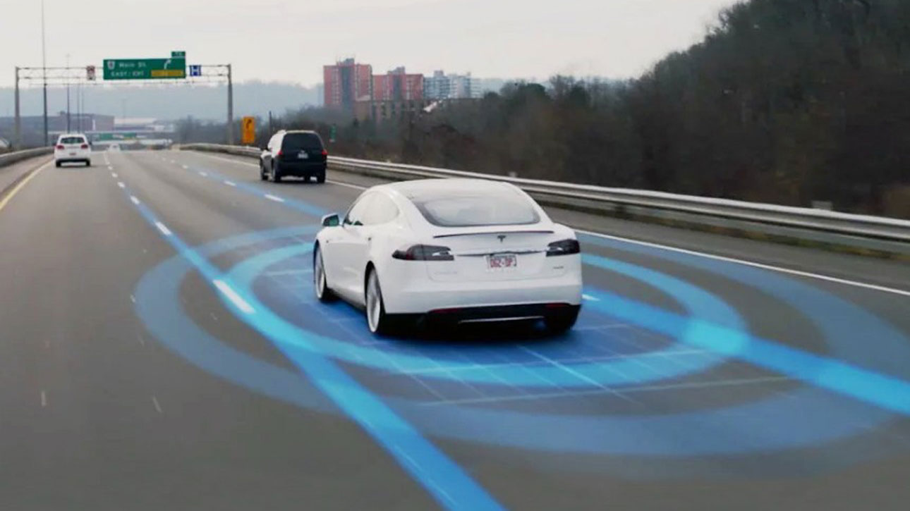 Elon Musk has announced the FSD Beta 10.1, an update coming to the company's so-called 'Full Self-Driving' system, which enables it to put the car in reverse and back down in emergencies and generally makes its behavior on the road more humanlike.