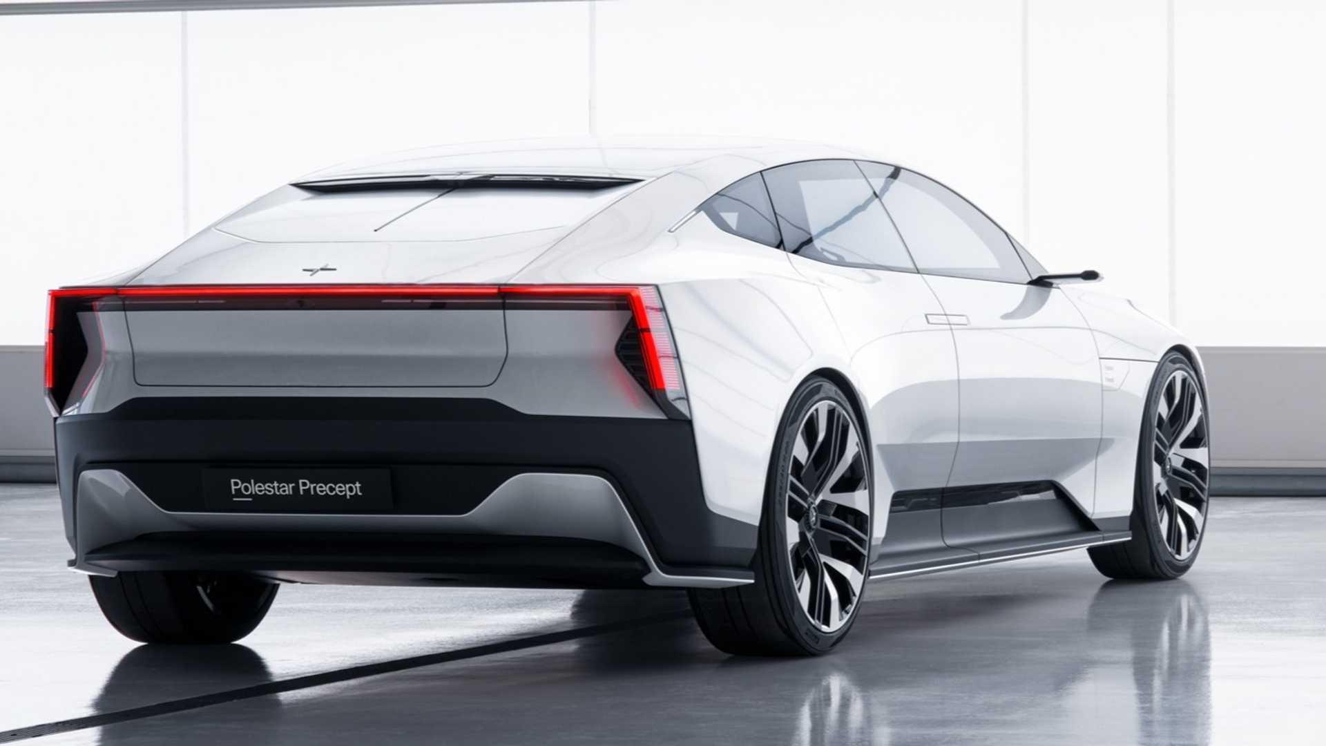Polestar – «батарейный» суббренд фирмы Volvo – разрабатывает кросс с обозначением 3: об этом заявил босс Polestar Томас Ингенлат.