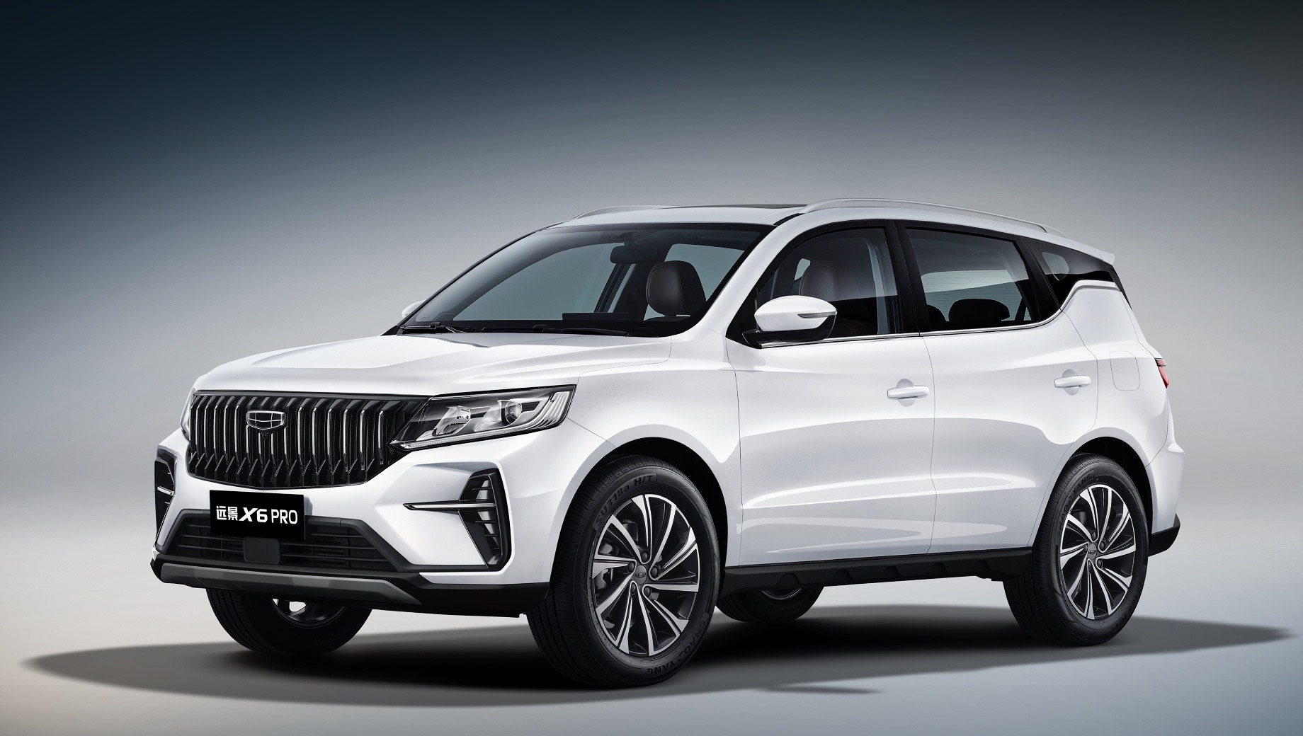 Geely has shared the photos of the 2022 Vision X6 Pro, the fifth mid-generational refresh of the X6 crossover SUV throughout its nine-year-long history. The sales will begin later this month, although prices remain to be announced.