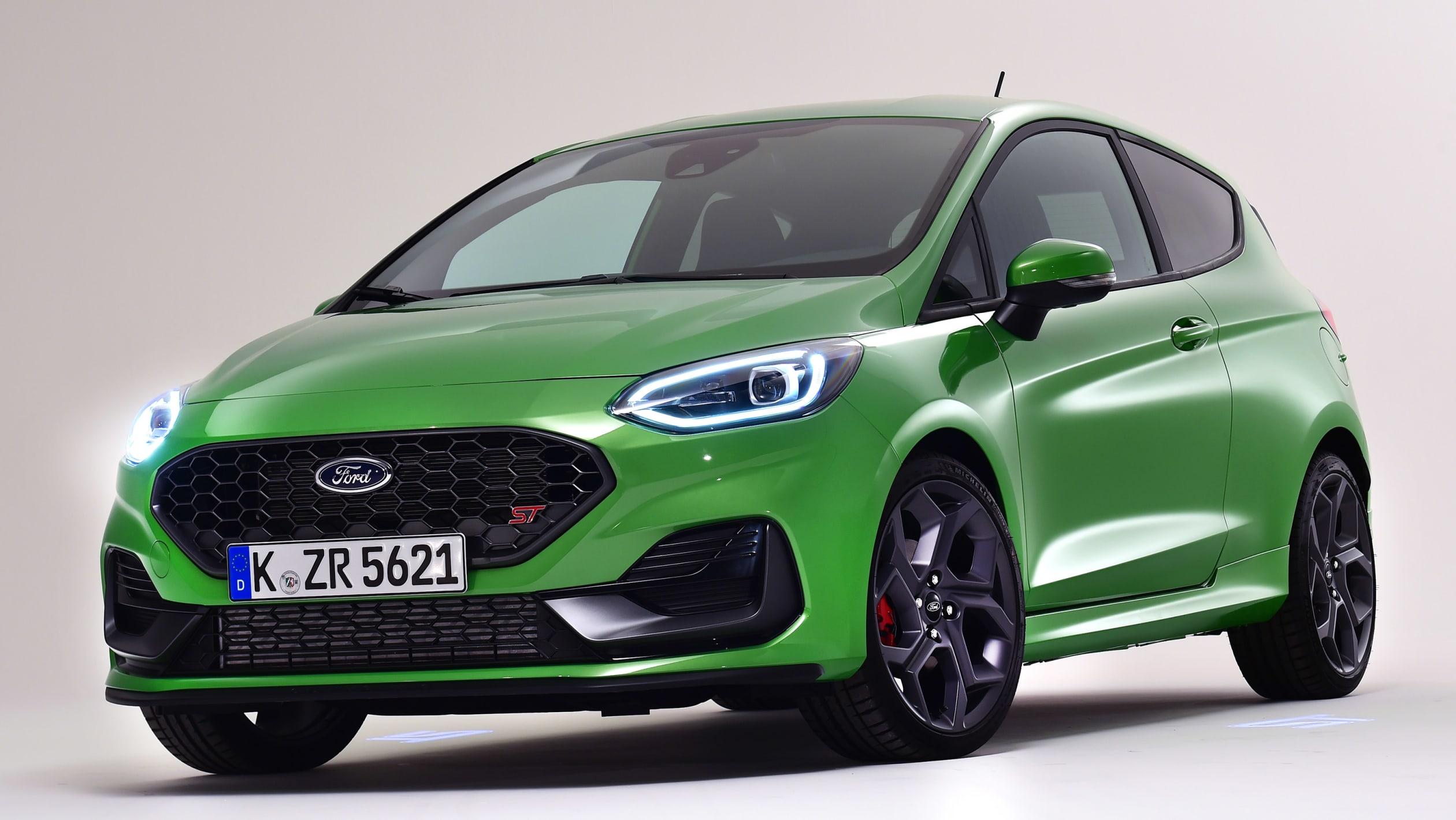 Ford Motor показал модернизированный хэтчбек Fiesta для Европы: седьмую генерацию производят уже четыре года.