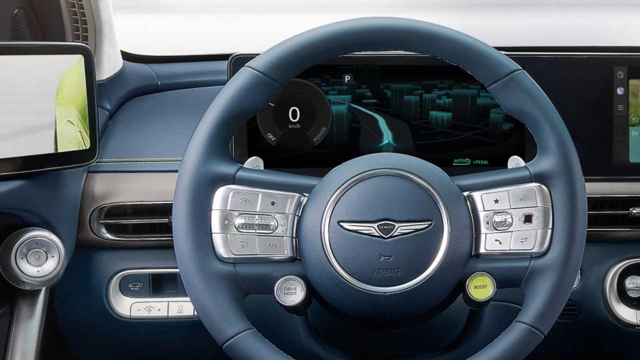 Фирма Genesis пообещала внедрить на своих моделях систему распознавания владельца по отпечатку пальца и лицу: это улучшить защищённость машины и комфорт при её использовании.