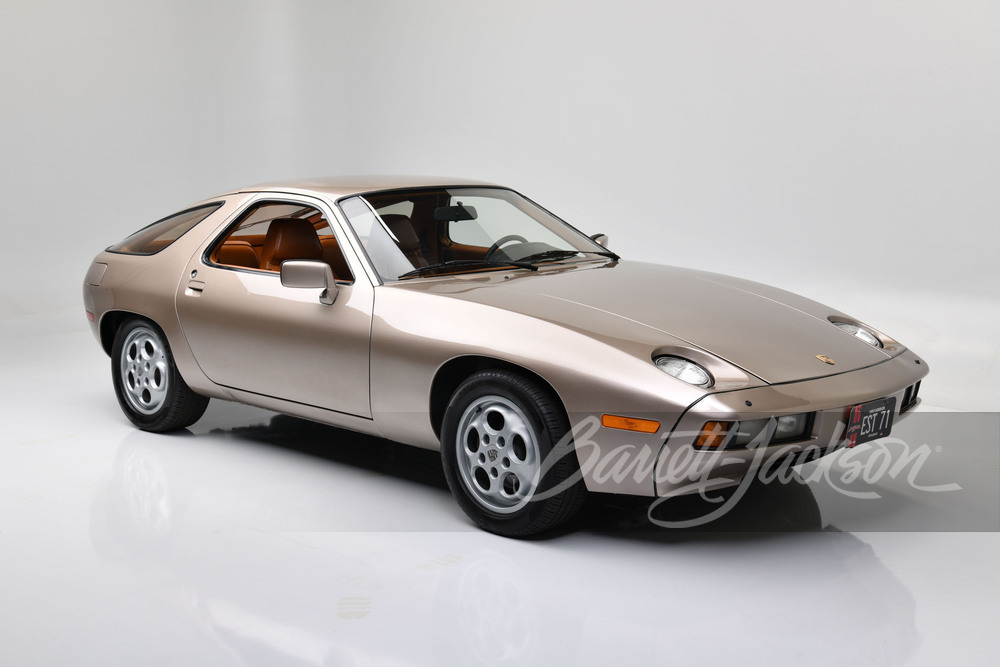 """A 1979 Porsche 928 that appeared on the big screen in the 1983 movie """"Risky Business"""" starring Tom Cruise just brought home U.S. $1,980,000, which the auction holder claims is unprecedented for this model."""