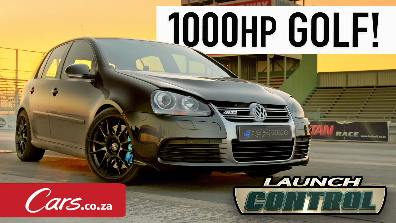 The South African owner of this Golf R32 (Gen. 5) bought his dream ride 12 years ago and took it to the drag strip to witness its true potential. After losing a run to a mundane Golf GTI, he realized that he never wanted to experience that kind of shame ever again.