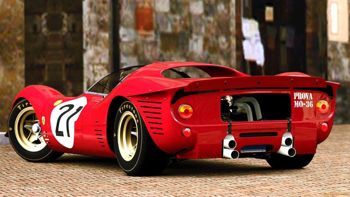 Ferrari готовит уникальный гиперкар в рамках клиентской программы. Он может дебютировать уже в ноябре. Технической базой послужит LaFerrari (на видео), а дизайн будет отсылать к историческому 330 P4 (на фото).
