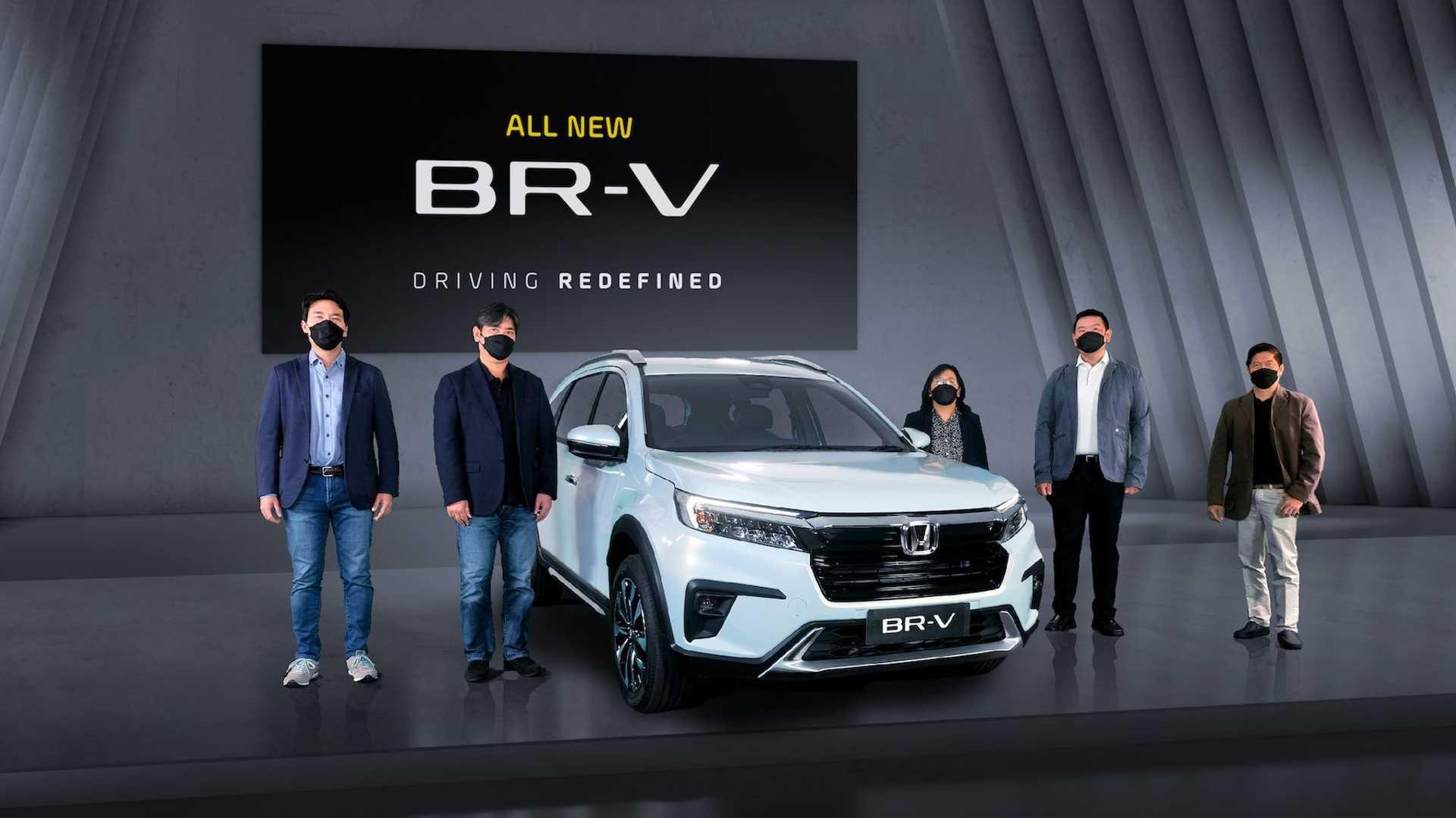Представленный шесть лет назад Honda BR-V пережил смену генераций. Презентация прошла в Индонезии – это один из ключевых рынков для модели.