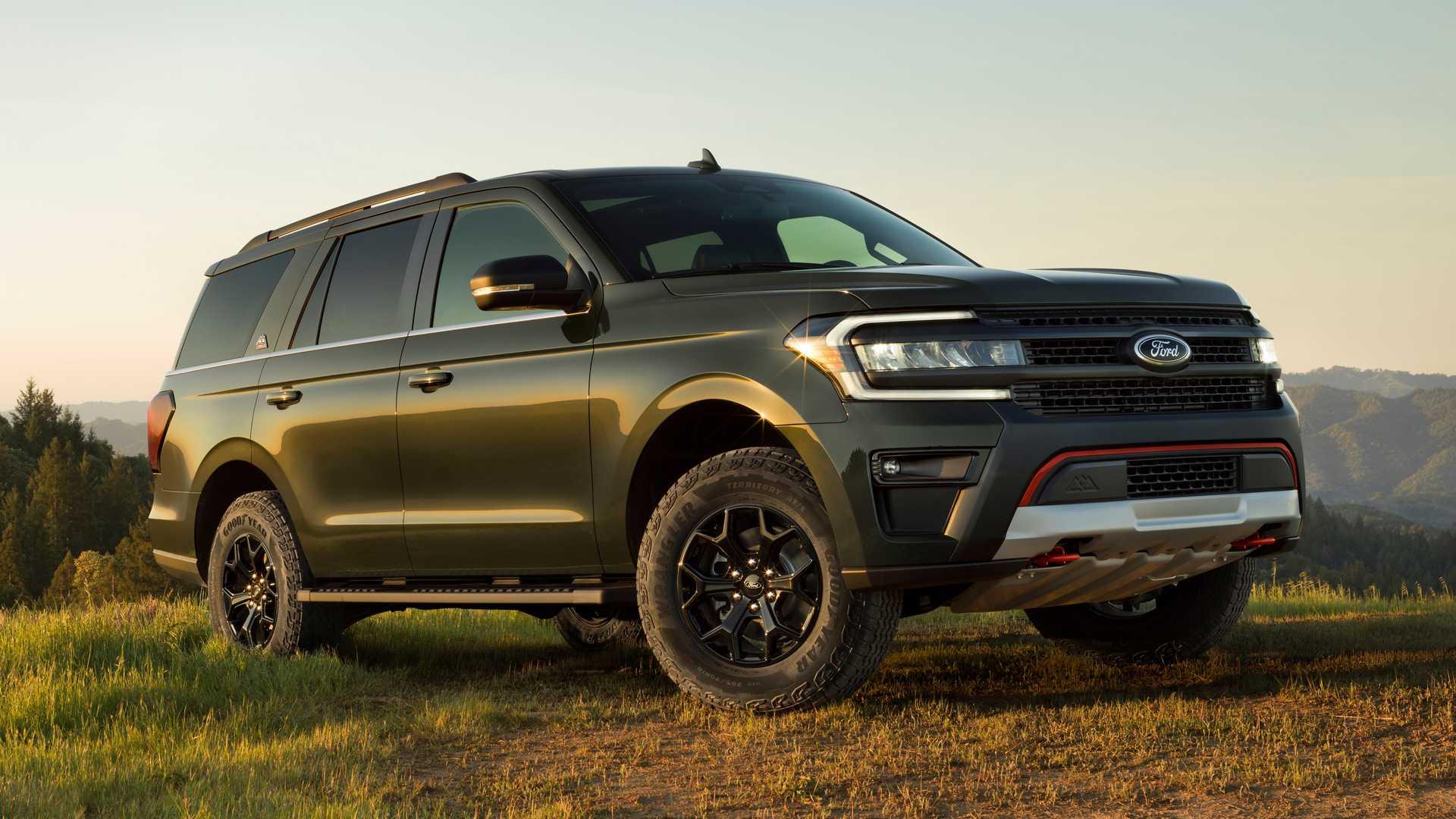 На этой неделе Ford обновил Expedition, снабдив его внедорожным пакетом Timberline. До сих пор аудиторию интересовало, появится ли данное исполнение у Max-версии с удлиненной колесной базой.
