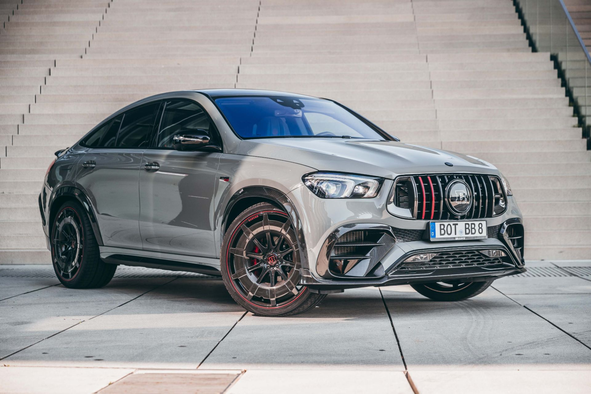 At the Monaco Yacht Show earlier this year, tuner Brabus has unveiled a downright hardcore take on the Mercedes-AMG GLE 63 S 4MATIC+, and has now followed up with full specifications and pricing.