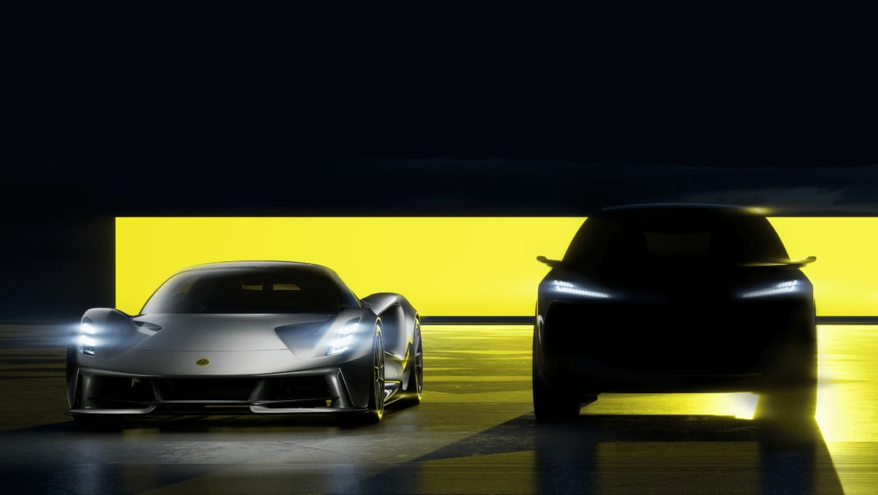 Lotus Engineering's Project LEVA has been carried out with the assistance from UK Government and will enable the carmaker to design and produce all kinds of EVs rated up to 880 PS (868 hp / 647 kW).