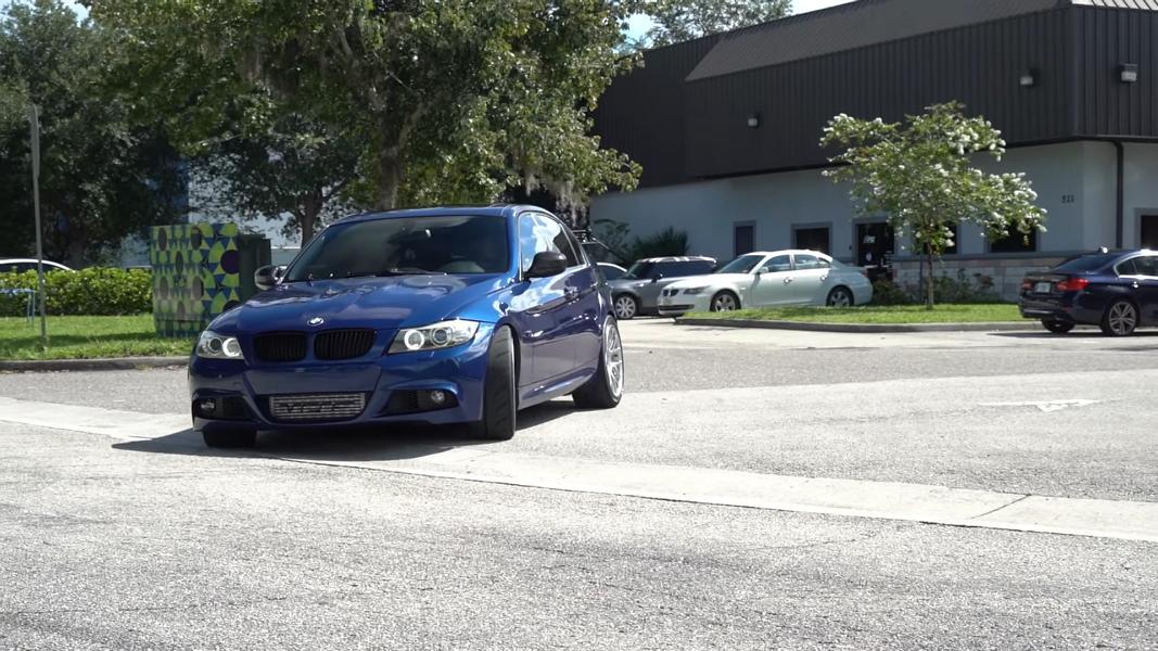 На рынке мощных, но притом относительно доступных седанов BMW 335i является одним из самых популярных. Классическая внешность, спортивное руление и 300 лошадиных сил – мечтать больше особо и не о чем. Но команда тюнеров из PSI (Precision Sport Industries) решила попытать удачу и извлечь из двигателя максимум потенциала.