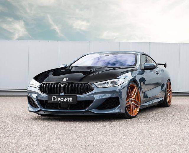 Ателье G-Power стартовало продажи двух пакетов повышения производительности для полноприводного купе BMW M850i xDrive, с которыми его мощность превосходит отдачу флагманского M8.