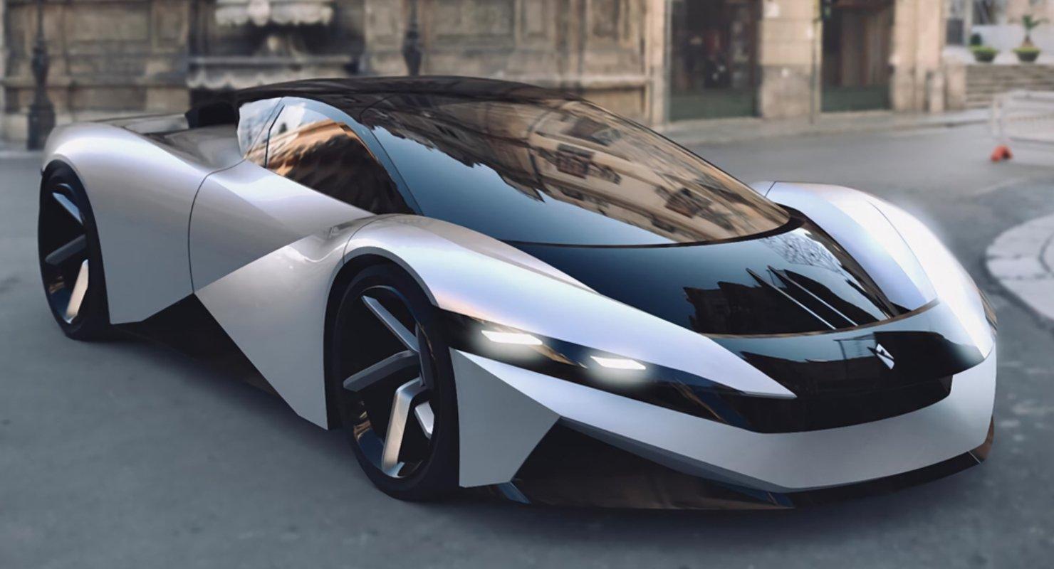 Молодая компания Farnova Automotive из Шэньчженя раскрыла свою первую модель – двухдверку Othello с парой электромоторов общей мощностью 1835 л. с.