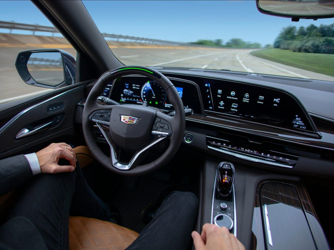 General Motors claims the new system is more advanced than Super Cruise and will enable hands-free driving along all asphalt roads of North America, as well as work around 95% of challenging road situations.