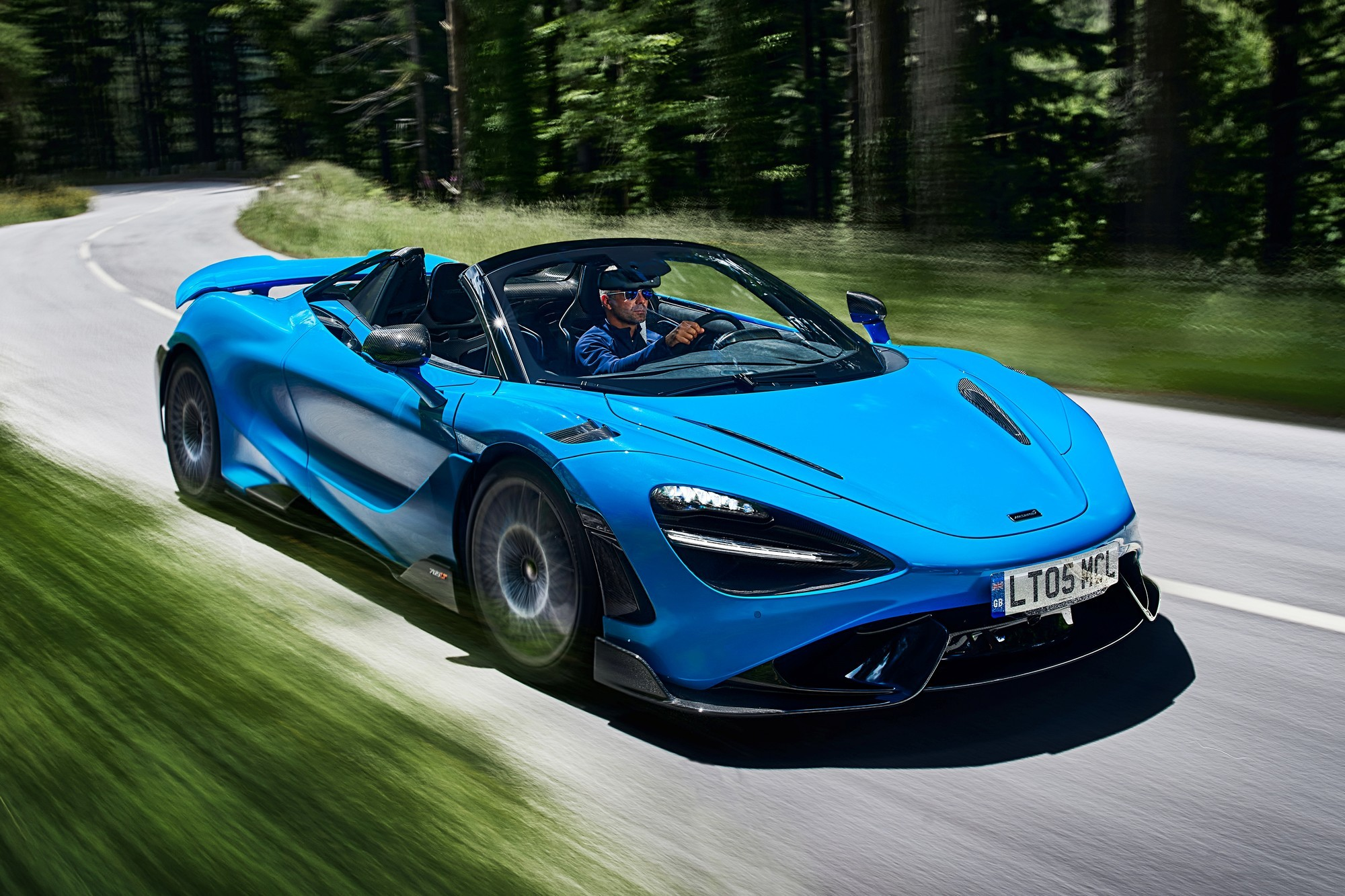 McLaren has received trademark rights for the names 'Aeron', 'Aonic' and 'Solus' in Great Britain, likely to be used for future sports cars. Some of the marque's more recent releases also began with 'A' or 'S': remember the Artura, Sabre, Senna or Speedtail (watch the video for the latter).