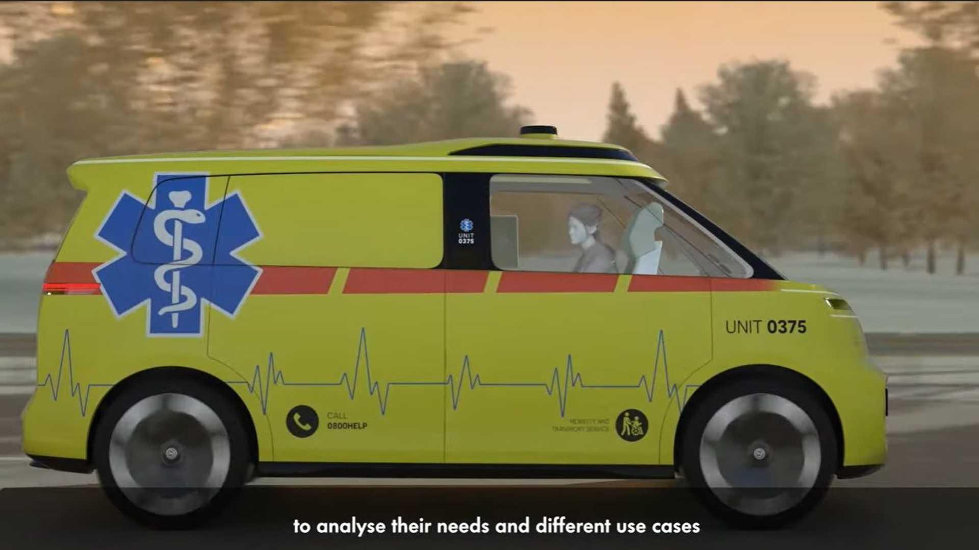 Volkswagen работает над серийной версией ID Buzz. Электрический фургон должен выйти на рынок уже в следующем году. Однако, как стало известно, у модели будет одна любопытная производная.