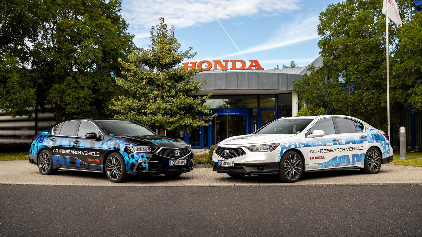 The Legend sedans that Honda brought to an L3Pilot event in Europe come equipped with SAE Level 3 and 4 self-driving tech, marking the first time such advanced autopilot systems find use in production cars. The production has not started yet, but the first test cars are already running on public roads in Germany.