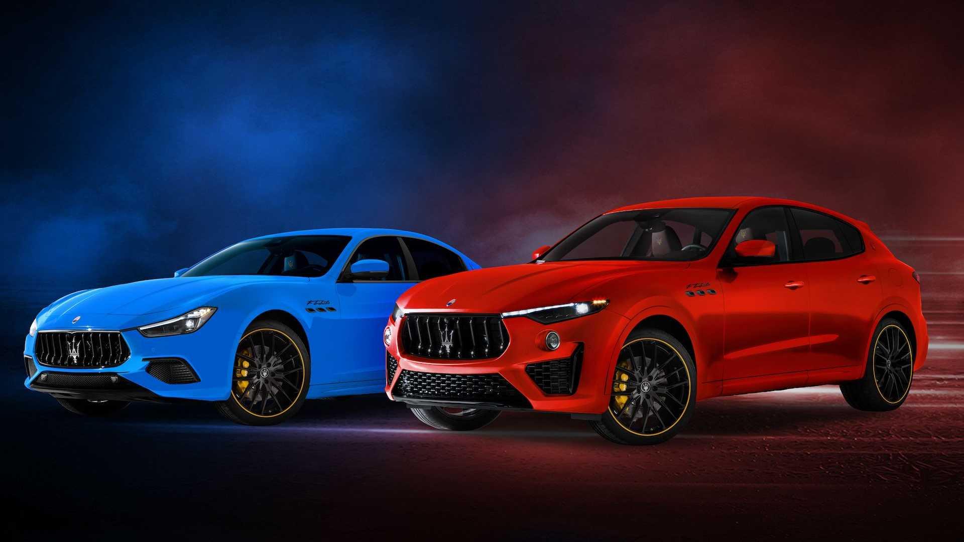 У Maserati, как и у большинства автопроизводителей, богатая история в автоспорте. Чтобы воздать должное своим гоночным корням, итальянская марка еще в апреле представила Ghibli и Levante ограниченной серии F Tributo Special Edition. Теперь они доступны к заказу в США и Канаде.