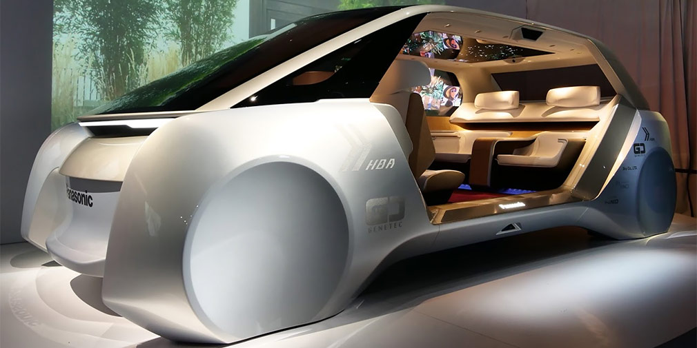 According to an official brand representative, the vehicle received the fifth-level self-drive system (that's the highest level available)