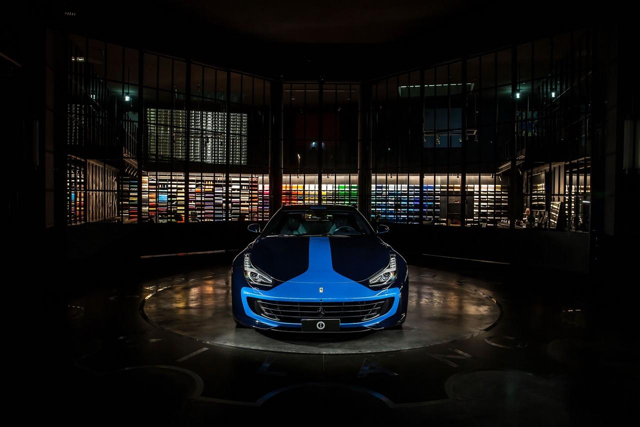 Основатель и владелец компании Garage Italia Customs - Лапо Эльканн - представил новый проект – тюнингованный полноприводный суперкар Ferrari GTC4Lusso