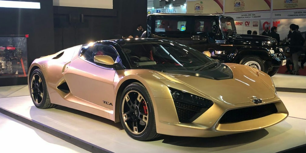 A limited series of only 299 DC Avanti TCA cars, of which 60 have already been sold in pre-orders, will roll off the assembly lines to reach their respective owners in the fall of 2018