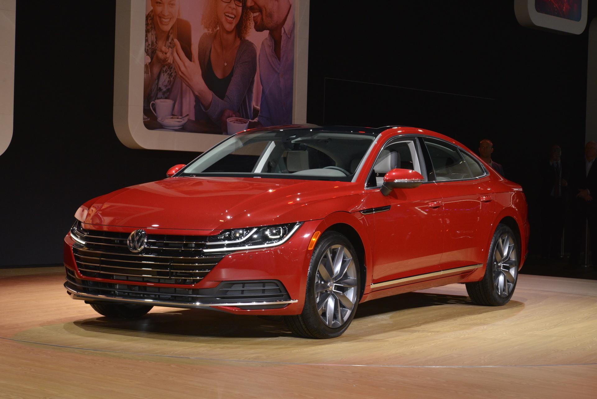 Немецкий автопроизводитель Volkswagen объявил о начале продаж модели Arteon. на американском рынке