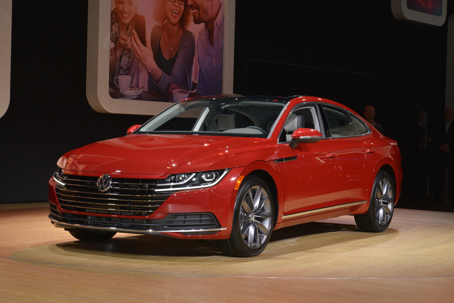 Volkswagen AG has officially launched the sales of its latest Arteon fastback on the North American market