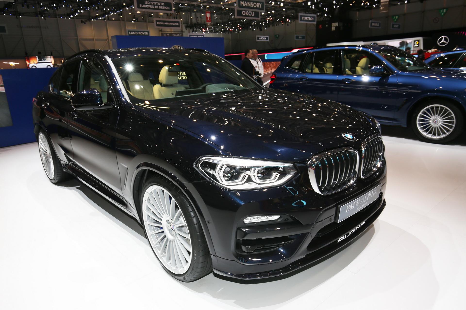 Автомобиль, основанный на новой генерации BMW X4 получил «прокачанный» двигатель и доступен по цене от 80 000 евро