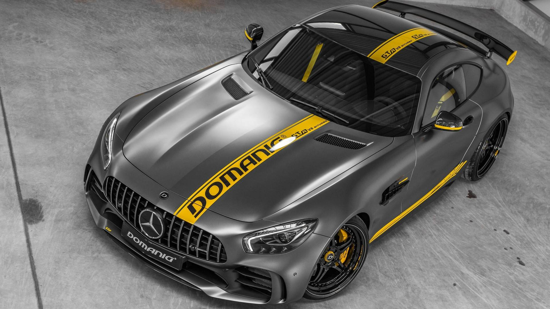 Those of us lucky enough to own a Mercedes-AMG GT R sports car may now retrofit it for even more performance and dynamics thanks to an upgrade package released by Domanig Autodesign in cooperation with IMSA