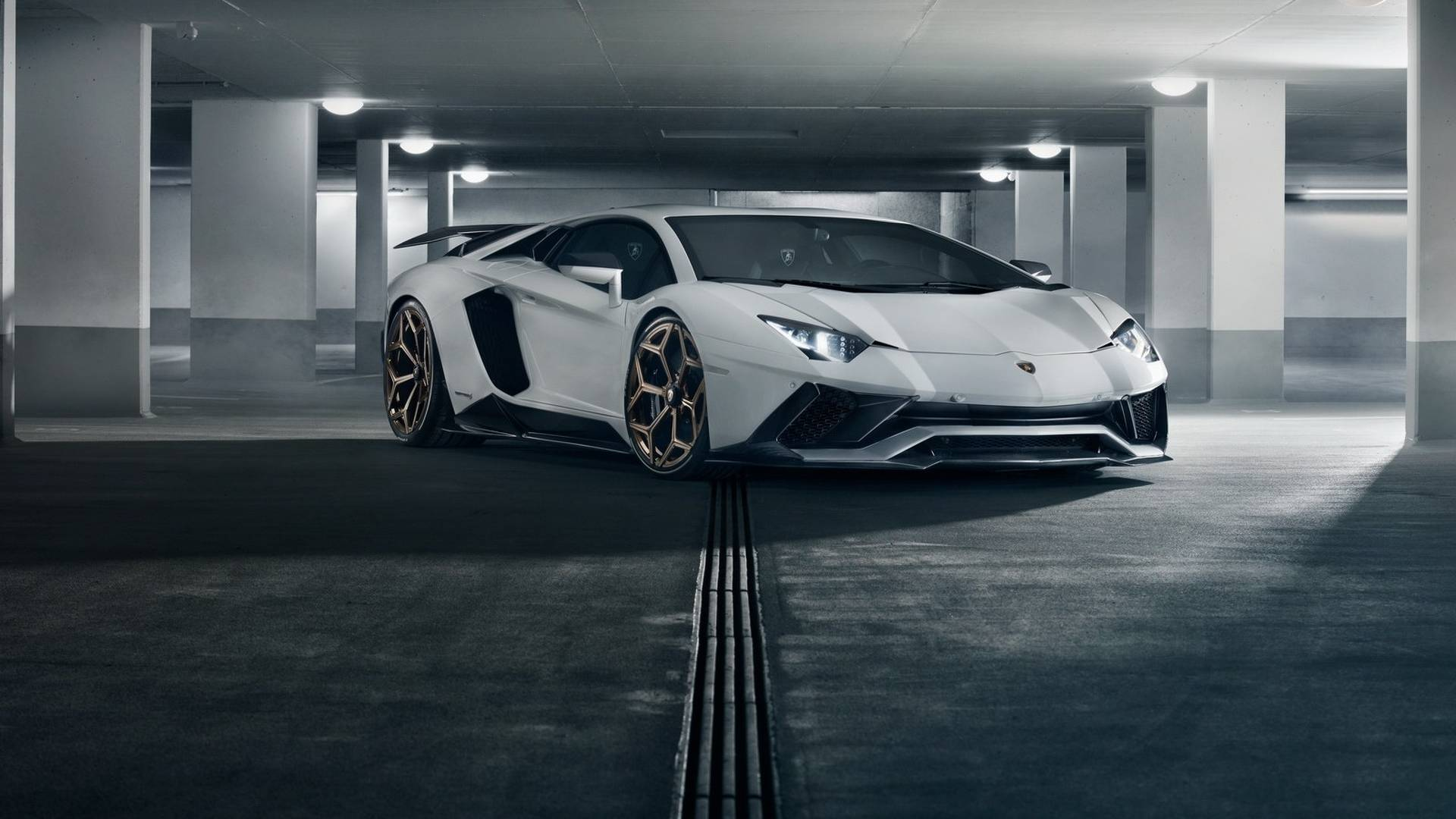 Lucky owners of the lush Lamborghini Aventador S can now upgrade their vehicle for even more performance and acceleration dynamics. Novitec has released an extensive tuning package for the already more than able supercar