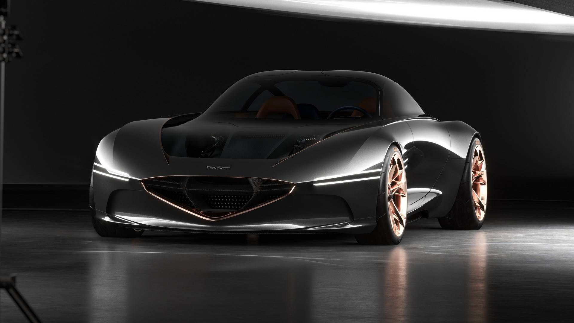 The South Korean premium automotive brand Genesis has revealed Essentia, a conceptual coupe car envisioned as a trailblazer model for an all-new Gran Turismo-class production vehicle scheduled for 2020