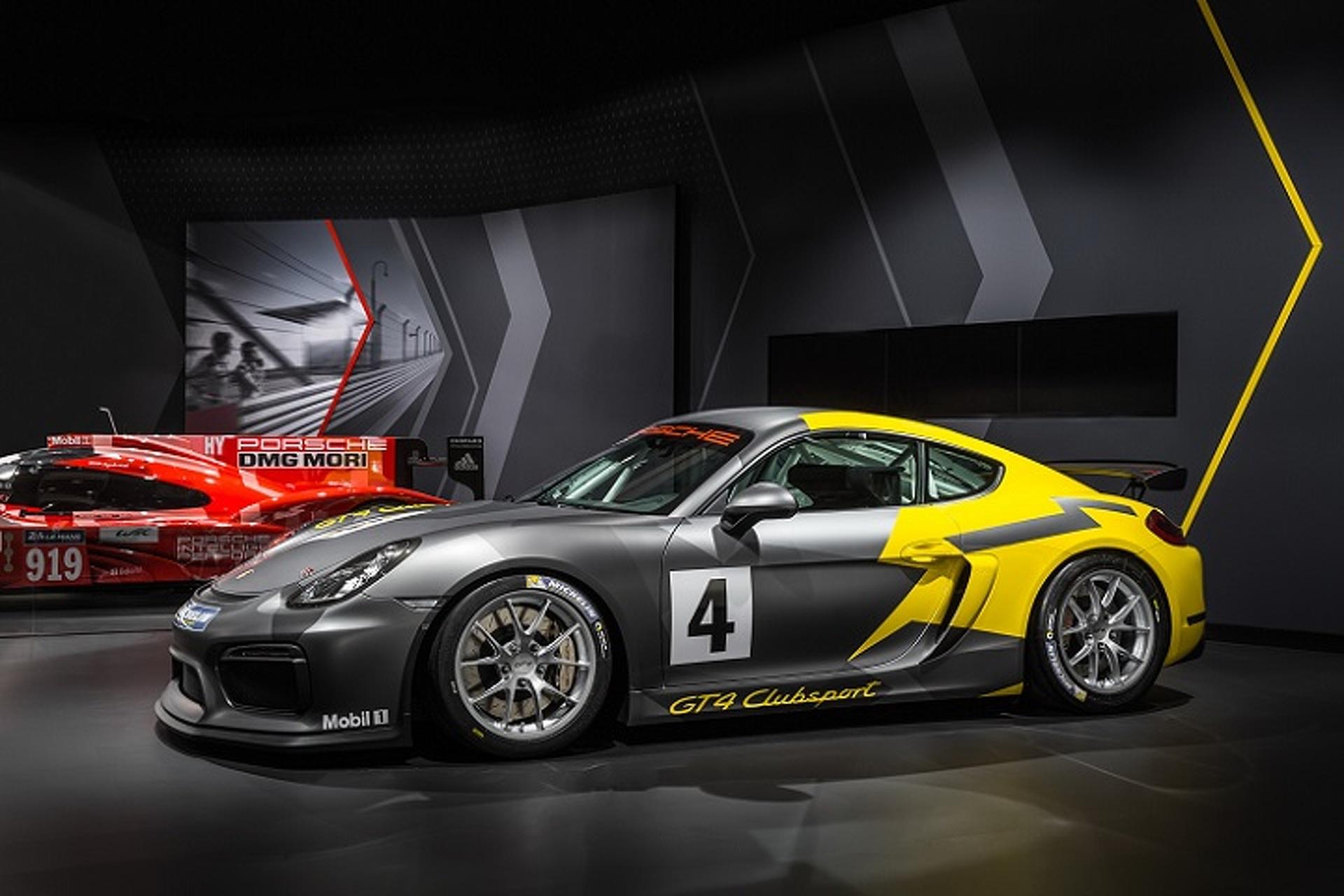 Однако попасть в список участников смогут только владельцы спорткаров Cayman GT4 Clubsport и только по специальному приглашению компании