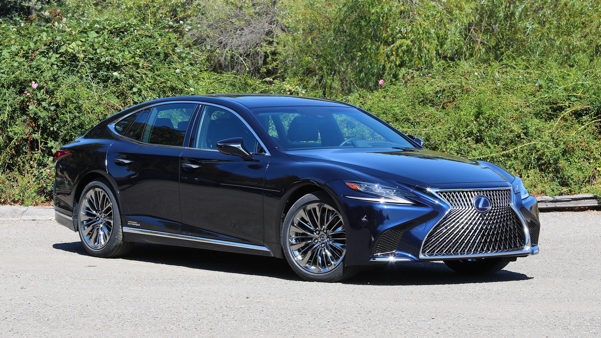 The Japanese premium car manufacturer Lexus is currently working on a few new modifications of its flagship sedan, the LS, a manager of the company revealed in an interview