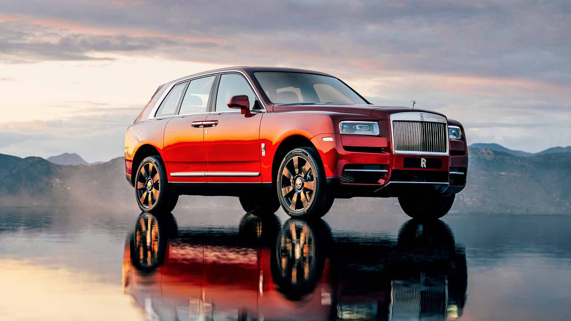 Rolls-Royce Motor Cars, a British luxury vehicle manufacturer, has finally revealed its first-ever sports utility vehicle
